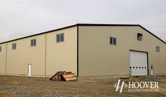 AB Martin Roofing Supply Metal Buildings