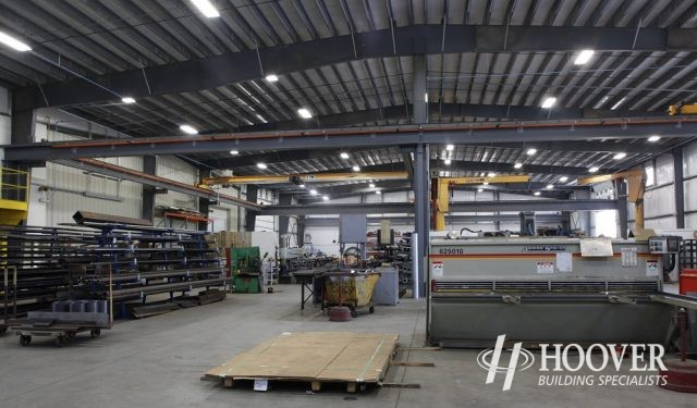 Automatic Farm Systems Interior