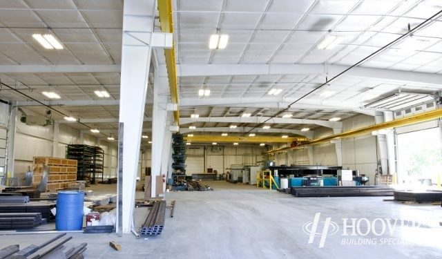 Benco Technology Reading Custom Steel Buildings