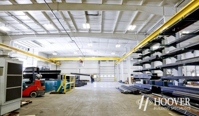 Benco Technology Reading Steel Buildings