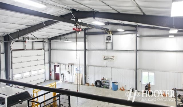 Burkholder Manufacturing Metal Buildings