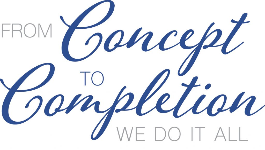 hoover buildings tagline from concept to completion we do it all