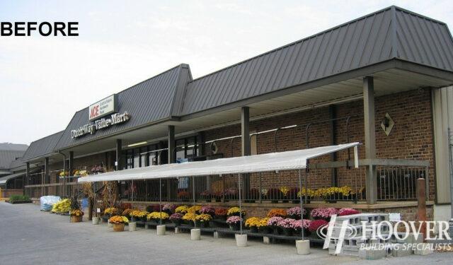Dutch-Way Farm Market Before Remodel