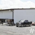 Farm Master, Inc. White Siding