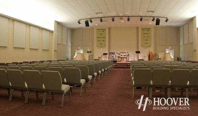 Finland Mennonite Church Hall