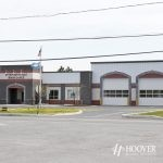 Fivepointville Ambulance Parking Lot