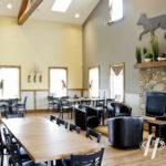 Fox Meadows Creamery Dining Area