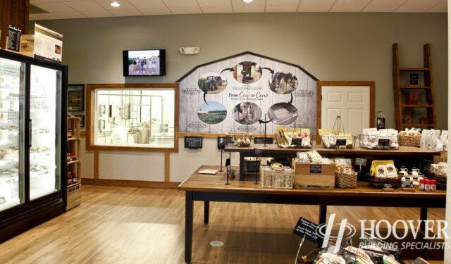 Fox Meadows Creamery Shop