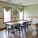 Fox Meadows Creamery Tables