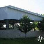 Frank Hoover Barn Exterior