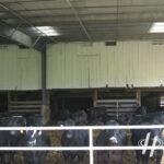 Frank Hoover Barn Interior