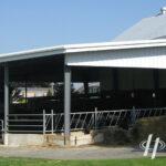 Frank Hoover Barn Metal Building