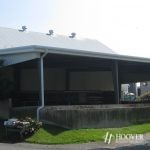 Frank Hoover Barn White Trim