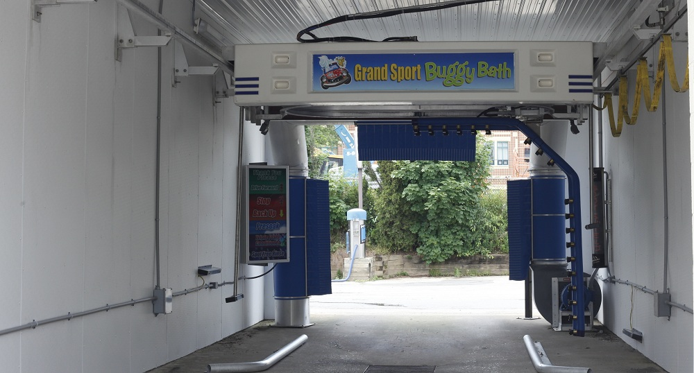Grand Sport Car Wash Remodel
