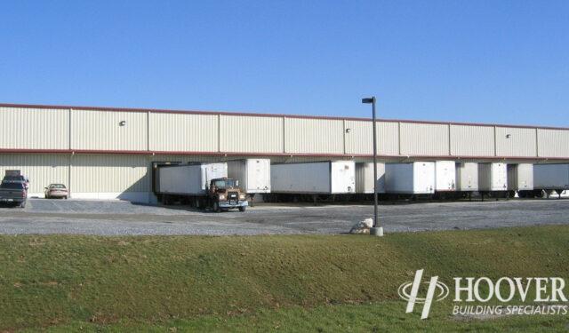 Graybill Farms Metal Building