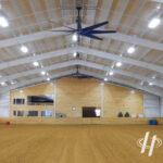Green Acres Horse Farm Interior