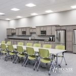 Hoover Building Specialists Lunch Room