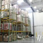 Hornings Warehouse Custom Steel Buildings