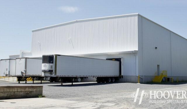 Hornings Warehouse Exterior