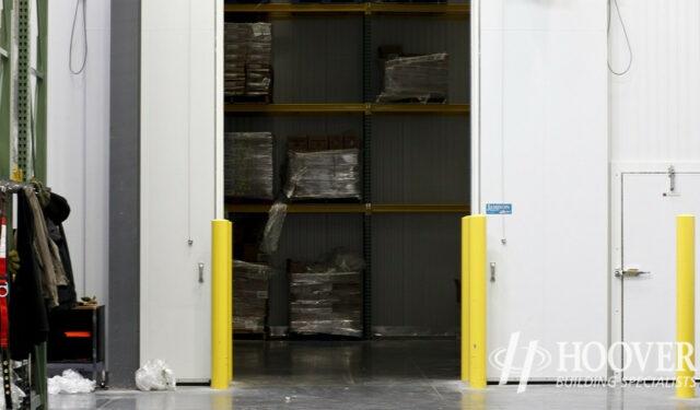 Hornings Warehouse Metal Building