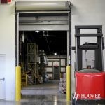 Hornings Warehouse Steel Building