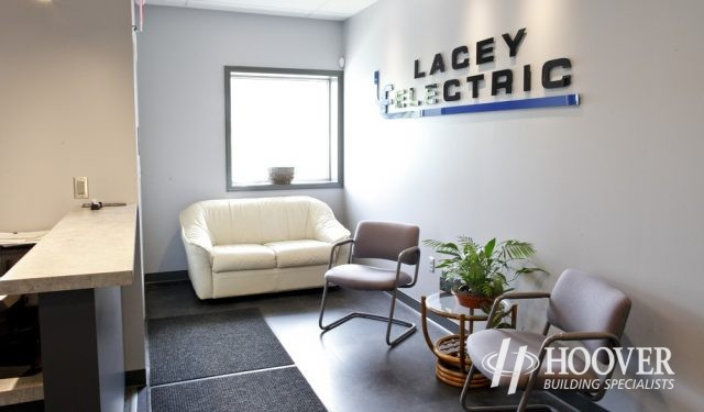 Lacey Electric Lobby