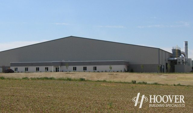 Lebanon Valley Aluminum Metal Building