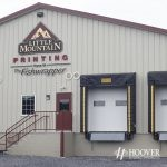 Little Mountain Printing Steel Building
