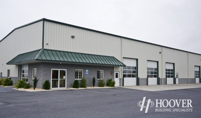 Marco Equipment Sales Steel Building