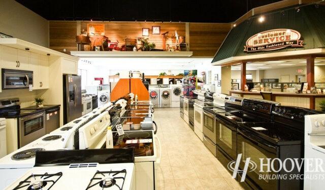 Martin Appliance Quarryville Interior