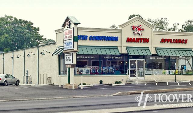 Martin Appliance Reading Custom Building