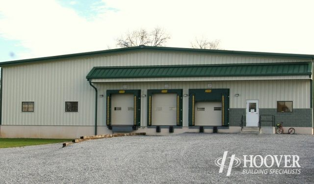 Martins wood Products Metal Building