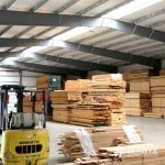 Peacheys Wood Products Metal Building