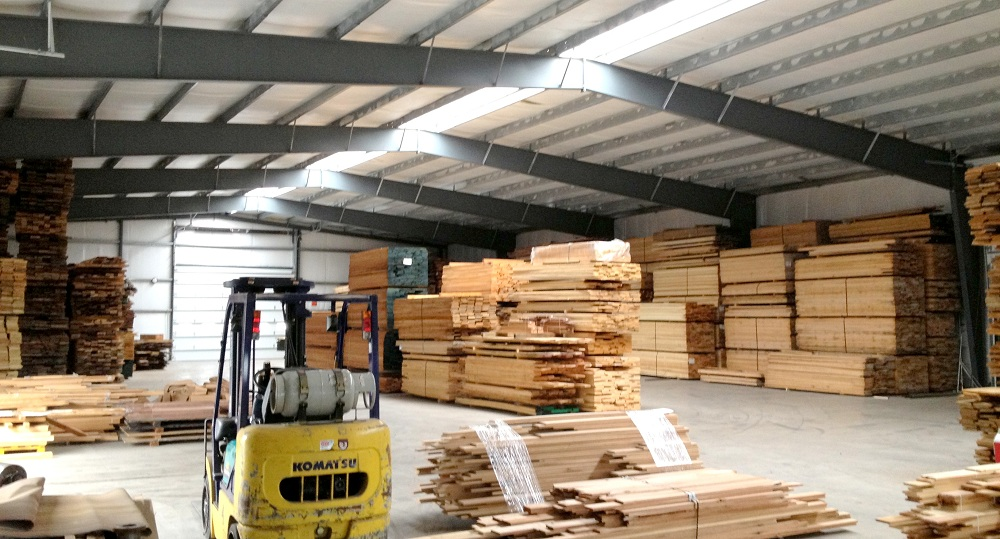 Wood Building Products : Peacheys wood products commercial industrial