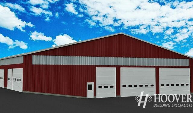 Penn Valley Gad Metal Building