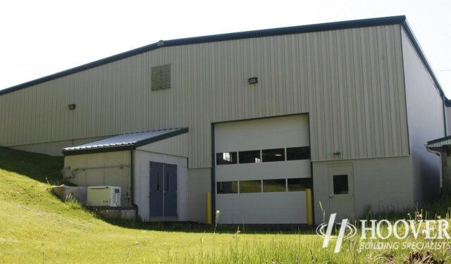 Pre-Engineered Steel Building