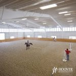 Private Riding Arena Metal Buildings