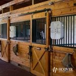 Private Riding Arena Stable
