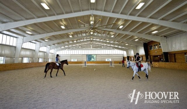 Private Riding Arena Steel Buildings