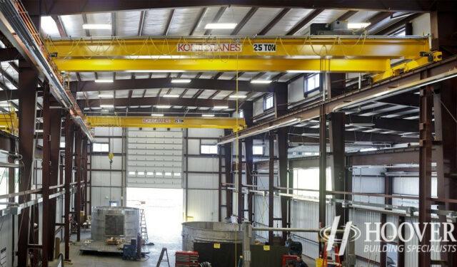RV Industries Interior