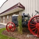 Stauffer Tractor Custom Building