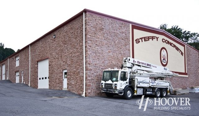 Steffy Concrete Steel Building