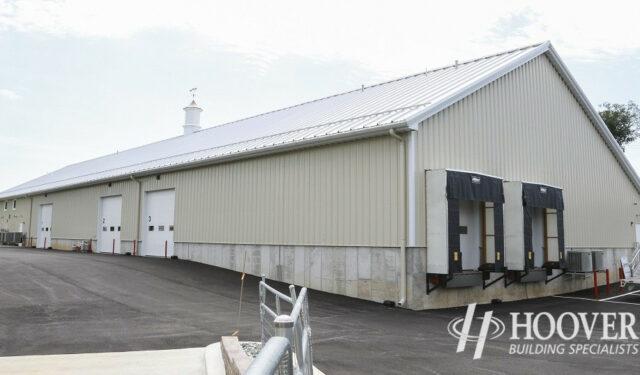 Van Deusen White Roof
