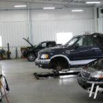 Weiler Garage Interior