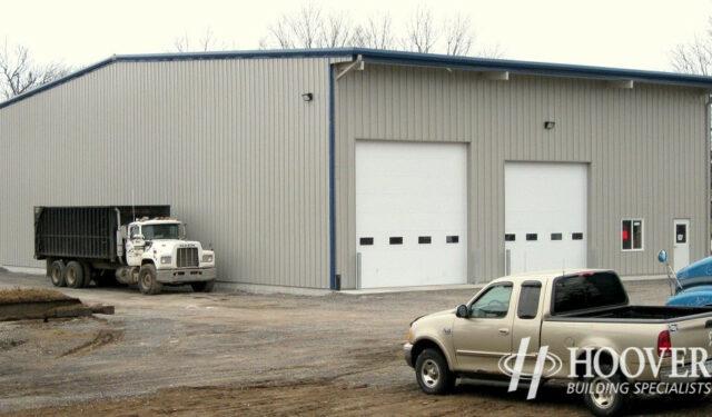 Widrick Industrial Garage