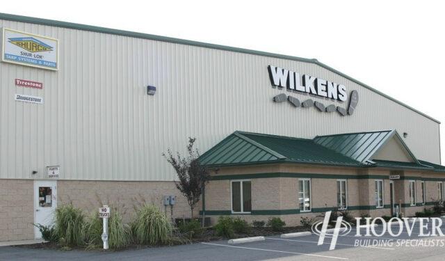 Wilkens Shop Front