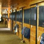 Yarmouth Horse Stalls