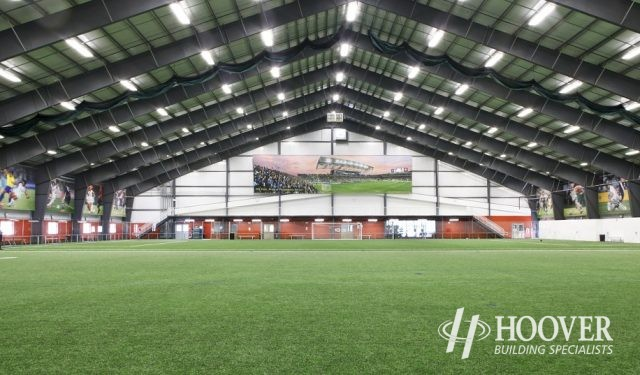 YSC Indoor Soccer Field