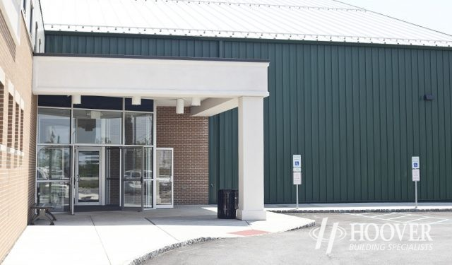 YSC Sports Entrance