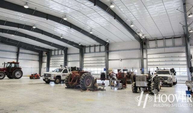 Zimmerman Farm Service Metal Buildings